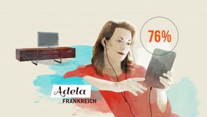 Adela Frankreich