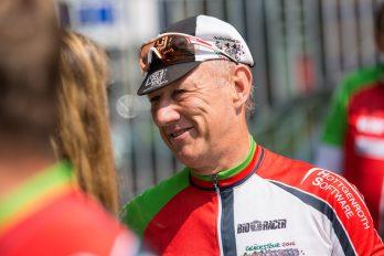Hat die Glückstour 2005 mit ins Leben gerufen: Schornsteinfeger Ralf Heibrok