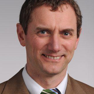 Erforscht medizinische Auswirkungen von Aufenthalten im All: Prof. Dr. med. Jörn Rittweger, Leiter der Weltraumphysiologie am Institut für Luft- und Raumfahrtmedizin des DLR