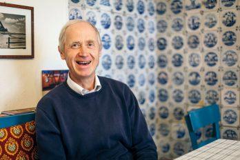 Leitet eine kleine, engagierte Gemeinde: Pastor Martin Witte