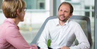 Interview Dr. Tillmann von Schroeter