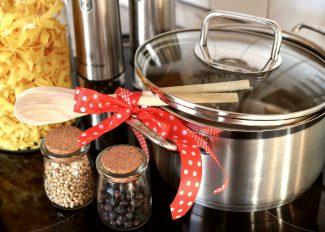 Nachhaltig leben: kochen