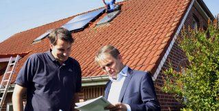 Praxistest Solarthermie