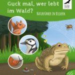 """""""Guck mal, wer lebt im Wald?"""" – Kompostierbares Kinderbuch"""