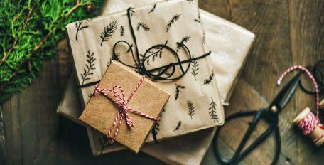 Grüne Geschenke