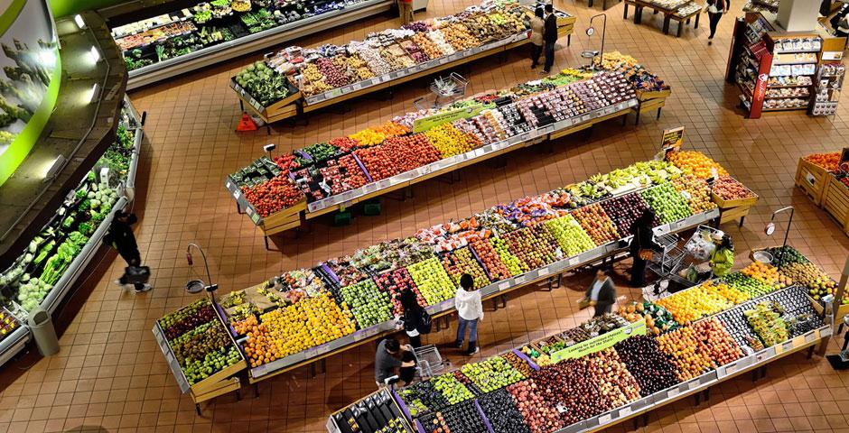 Lebensmittel Verschwendung
