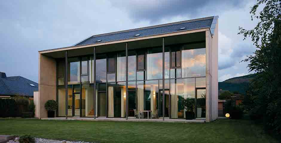 Hausbau planen: Mit der richtigen Architektur spart Ihr Geld ...
