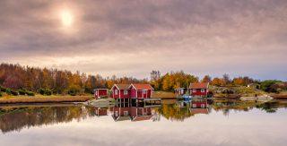 Umweltstreber Skandinavien