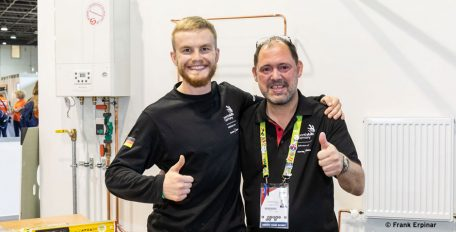 Paul und Andre Schnabel