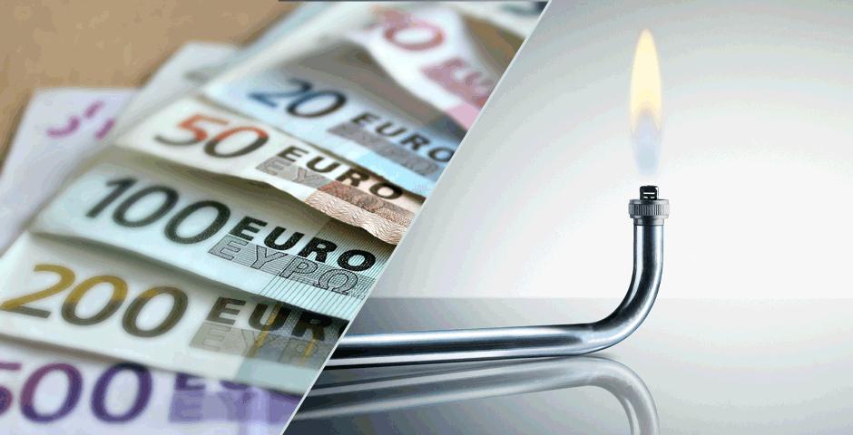 Gaspreisentwicklung 2019