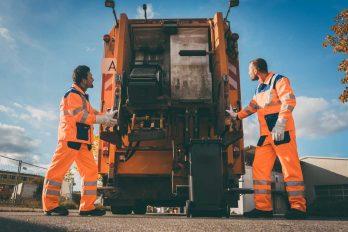 Müllabfuhr der Zukunft