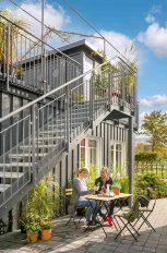 Das Minihaus Green Living Space von außen