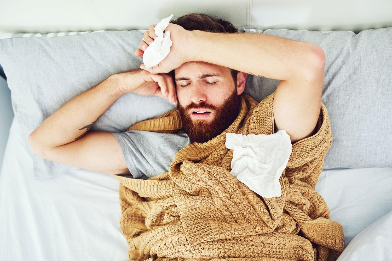 Die optimale Temperatur im Schlafzimmer  20 grad