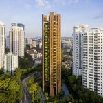 Herausragende grüne Architektur von Heatherwick Studio. ©Hufton+Crow