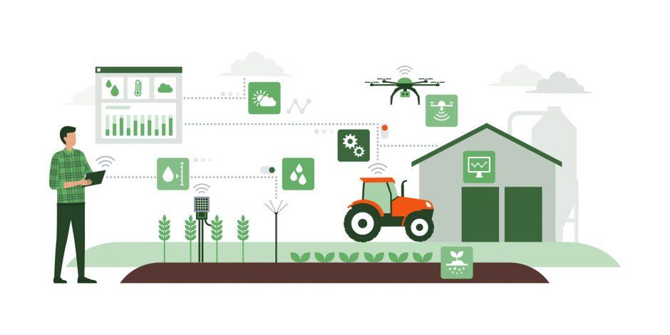 Der Landwirt als Herr der Daten