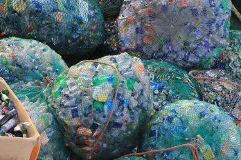Plastikmüllsäcke