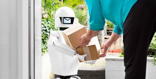 Paketroboter