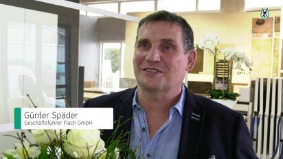 Für Handwerksmeister Günter Späder von der Flach AG sind Wärmepumpen die optimale Lösung, um den CO2-Ausstoß im Gebäudebestand zu senken.