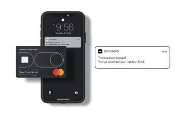 Schwarze Kreditkarte
