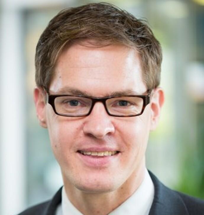 Dr. Christian Rosier ist Projektleiter bei Vaillant