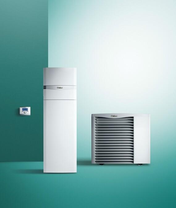 Luft/Wasser-Wärmepumpe aroTHERM