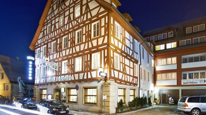Hotel Zum Ochsen in Blaubeuren