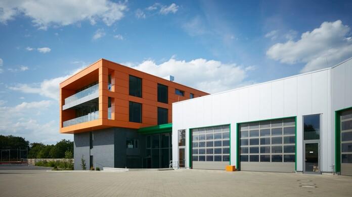 Büro- und Betriebsgebäude in Bielefeld