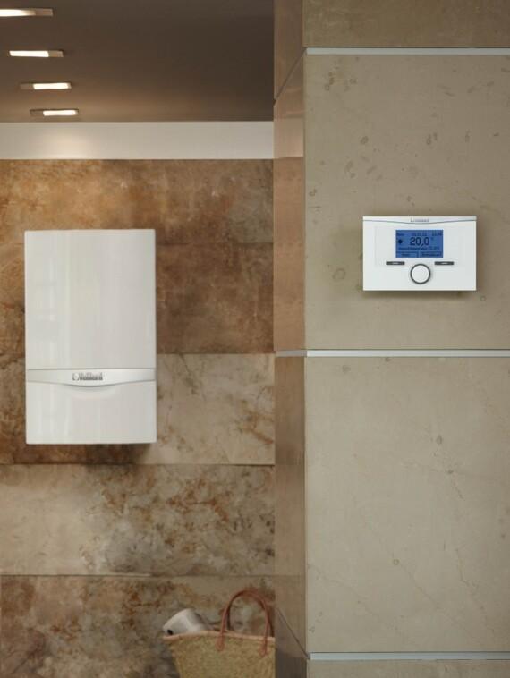 Raumtemperaturregler calorMATIC 350
