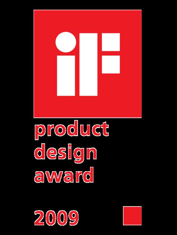 iF Design Award 2009: Flachkollektor auroTHERM plus und auroTHERM