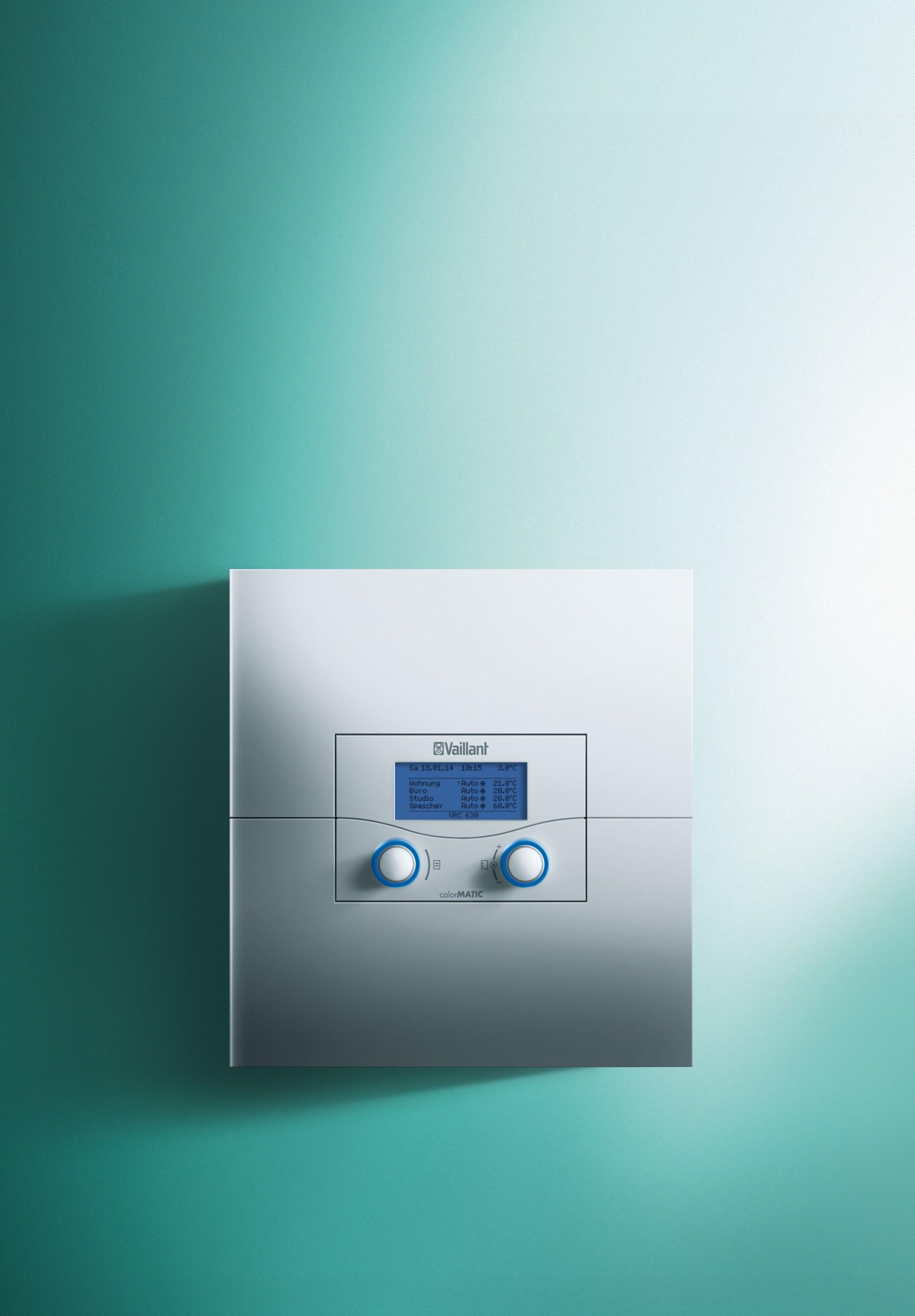regelungssystem calormatic 630 3 produktinfos vaillant. Black Bedroom Furniture Sets. Home Design Ideas