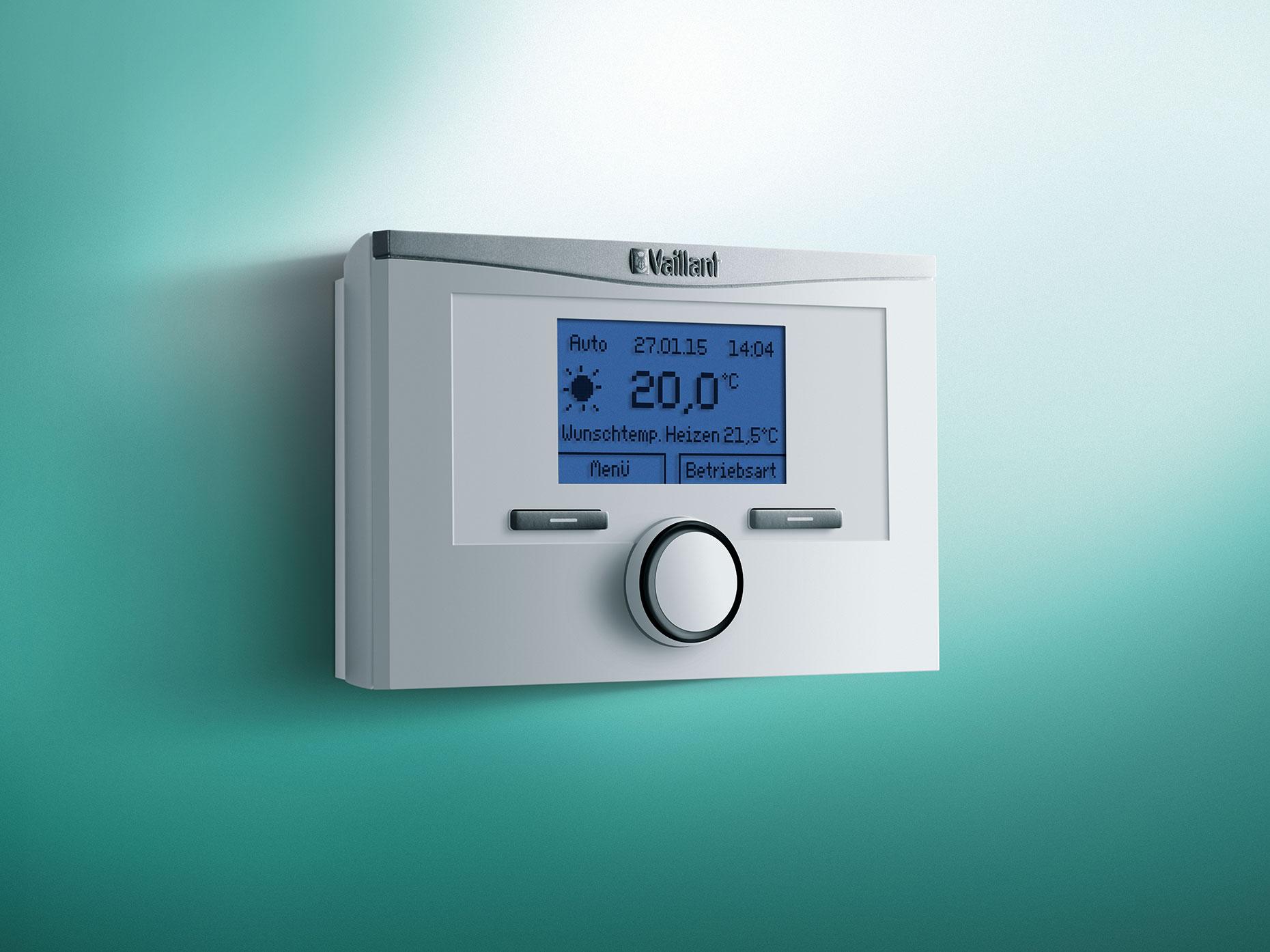 raumtemperaturregler calormatic 350 produktinfos vaillant. Black Bedroom Furniture Sets. Home Design Ideas