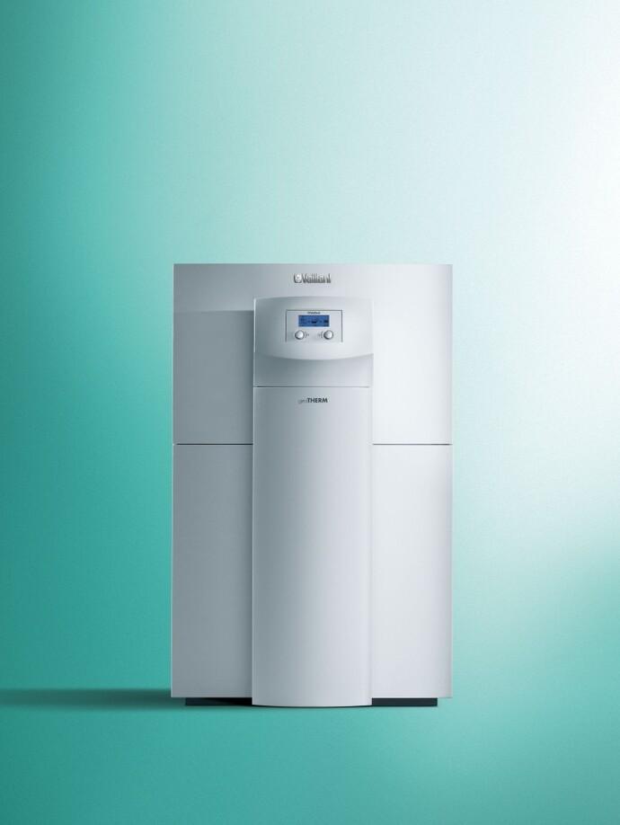 Sole/Wasser-Wärmepumpe geoTHERM ab 22 kW