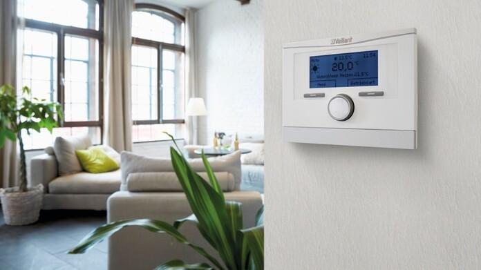Regelung energiesparend einstellen