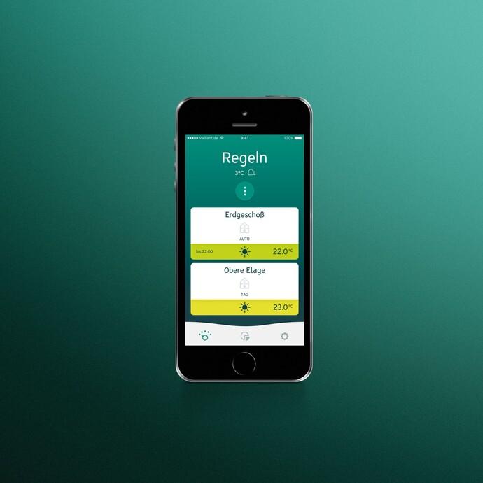 senoAPP: Die mobile Heizungssteuerung für den Systemregler sensoCOMFORT und den Einkreisregler sensoDIRECT