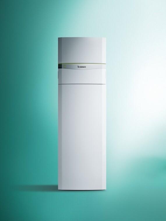 flexoCOMPACT exclusive mit integriertem Warmwasserspeicher