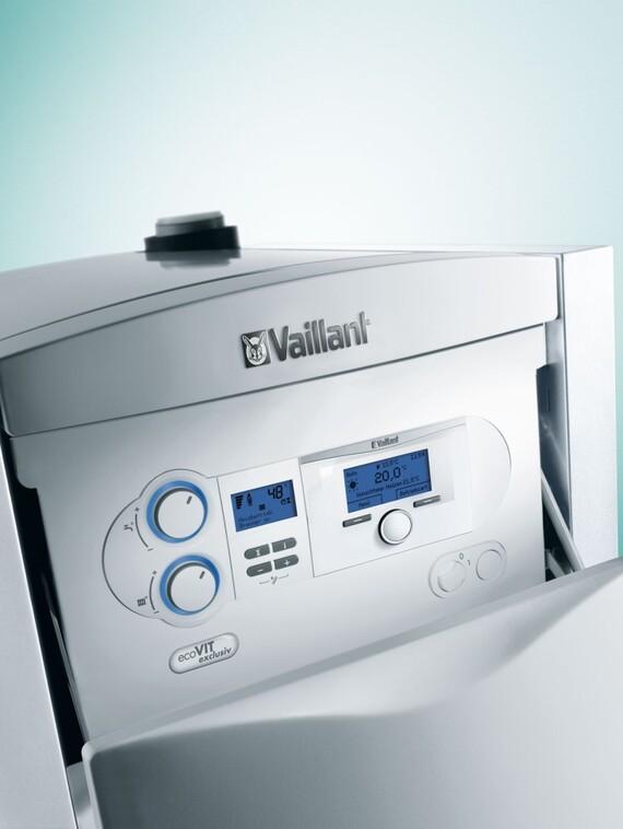 Brennwertkessel von Vaillant