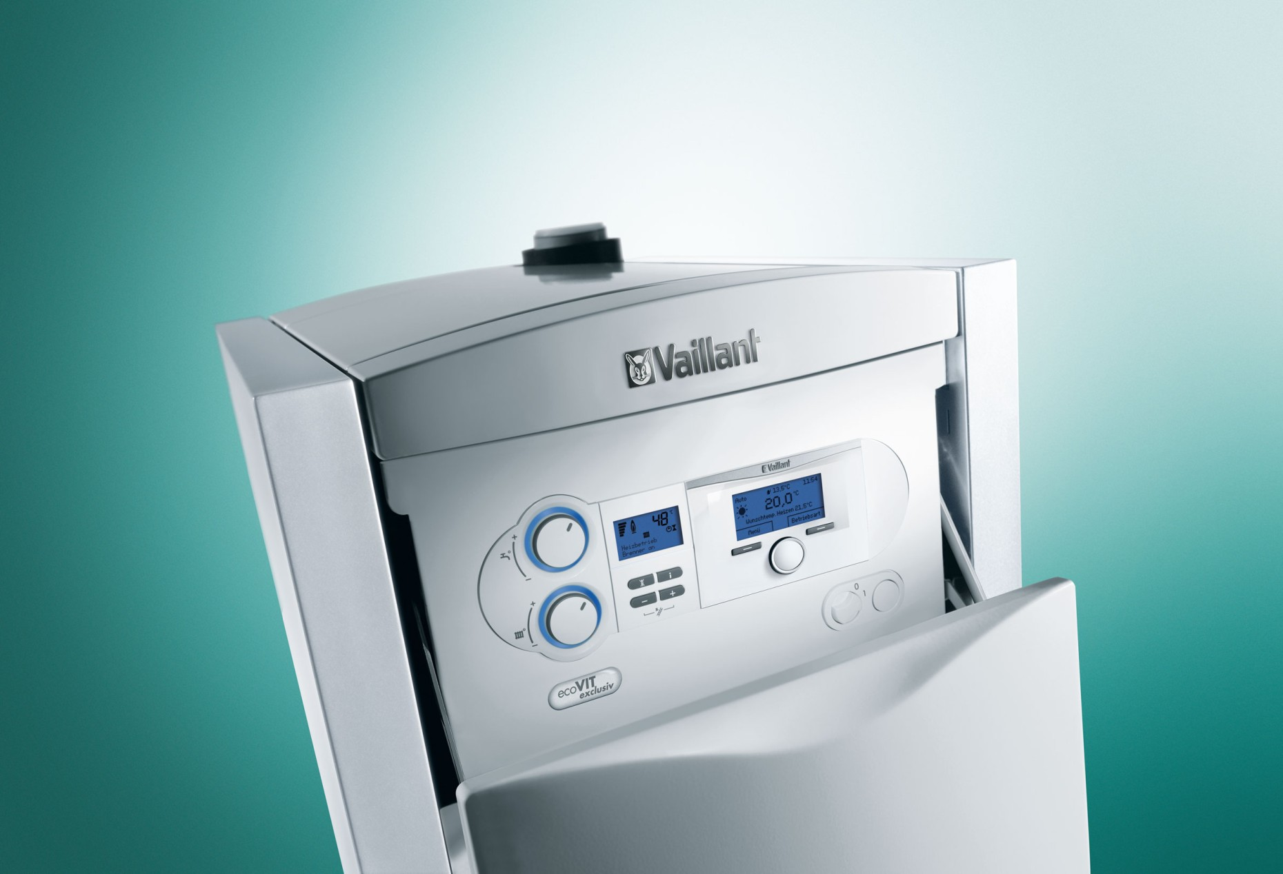 Gas-Brennwertkessel ecoVIT exclusiv - Produktinfos | Vaillant
