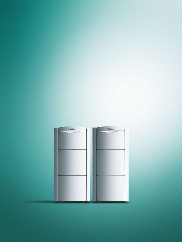 Gas-Brennwertkessel ecoVIT exclusiv