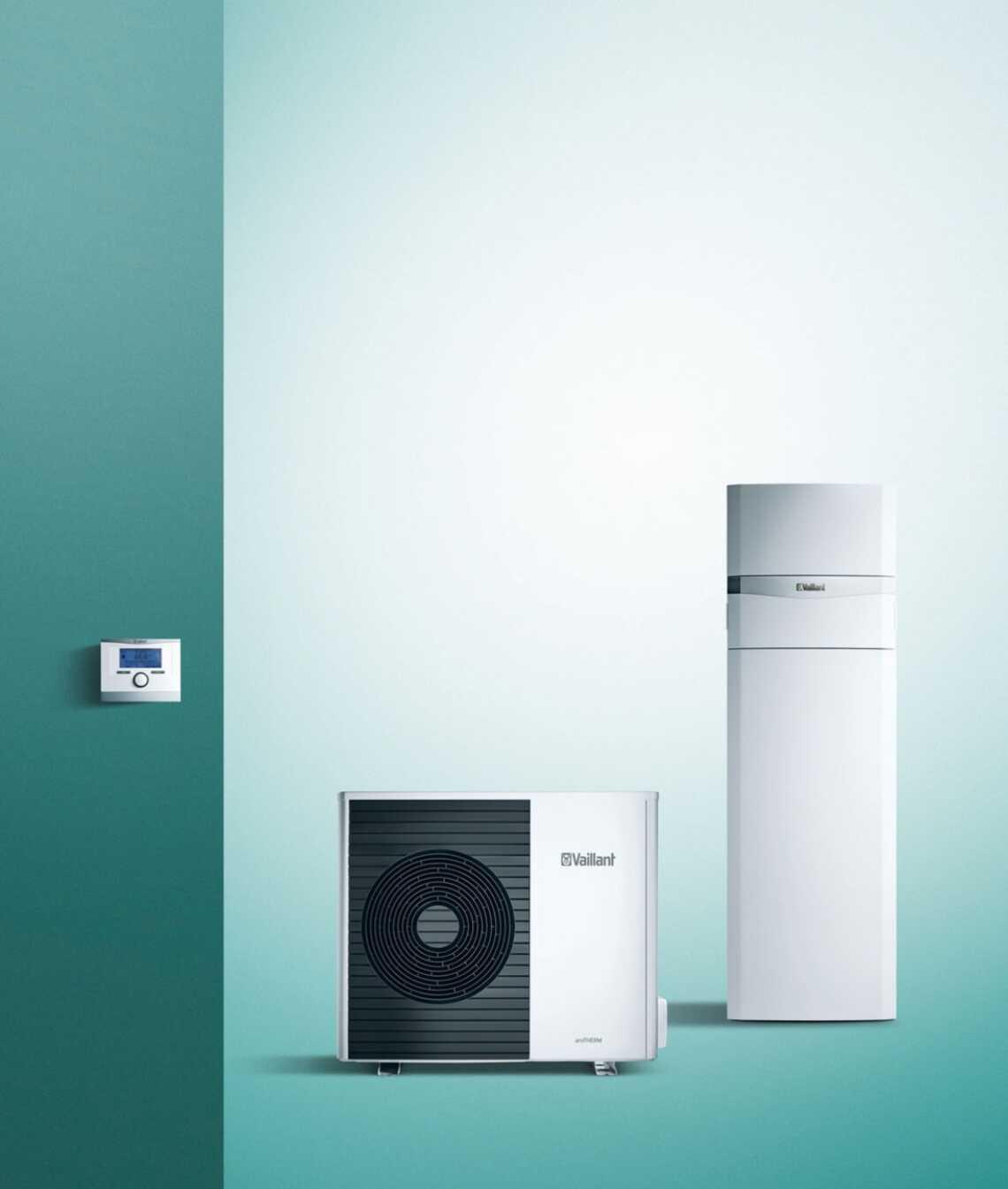 Luft Wasser Warmepumpe Arotherm Split Infos Vaillant