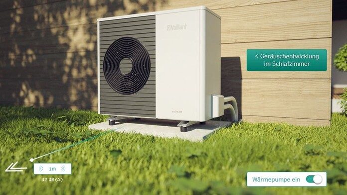 Vaillant Wärmepumpen Soundbox