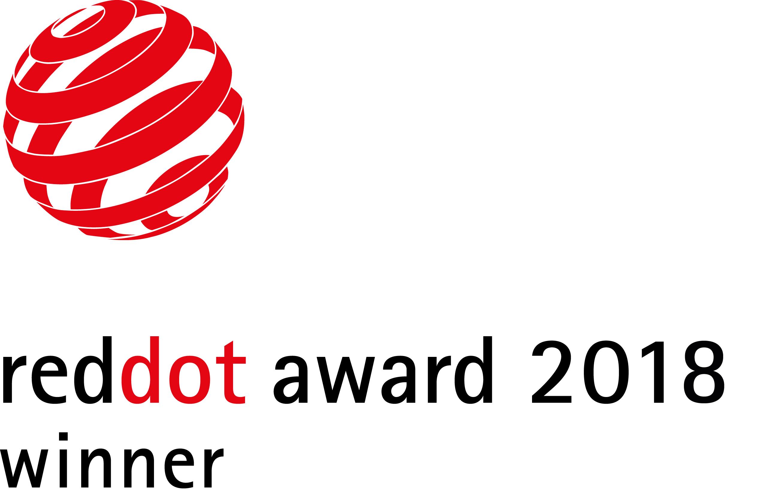 reddot in 2018