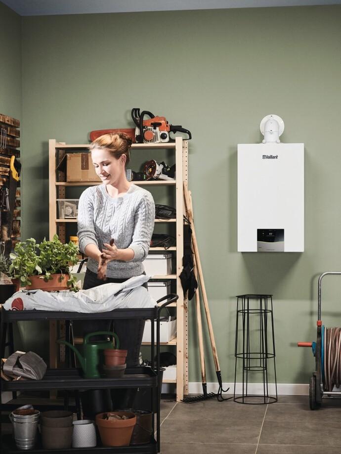 Gas-Brennwertgerät ecoTEC exclusive