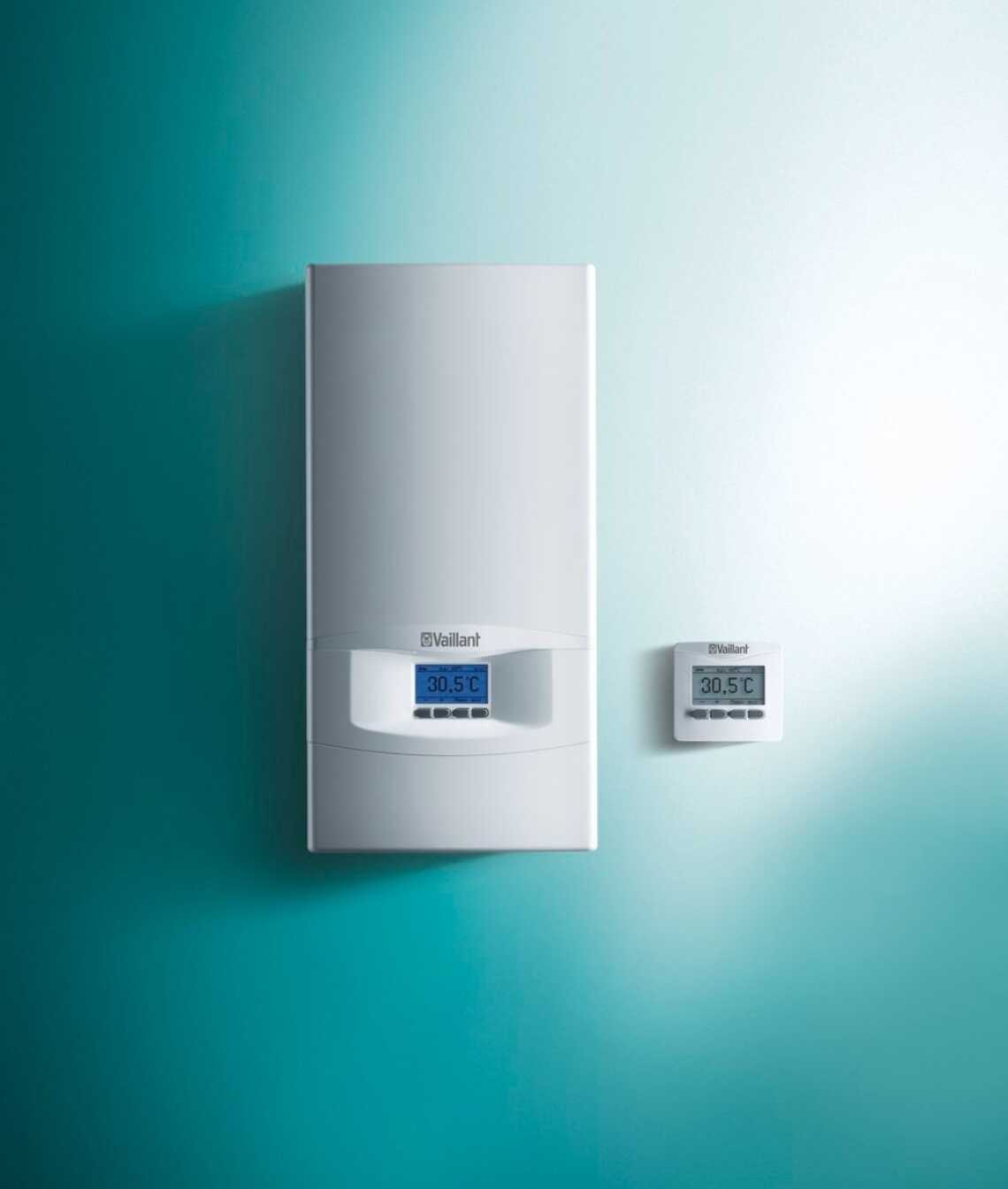 Durchlauferhitzer Electronicved Exclusiv Infos Vaillant