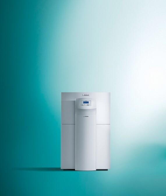 Sole/Wasser-Wärmepumpen für große Gebäude