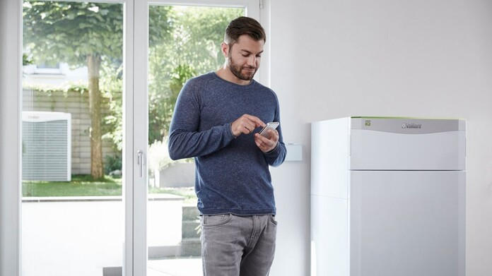 Vaillant multiMATIC App