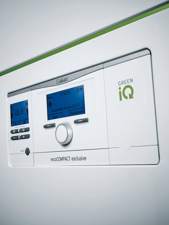 recoCOMPACT exclusive Green iQ
