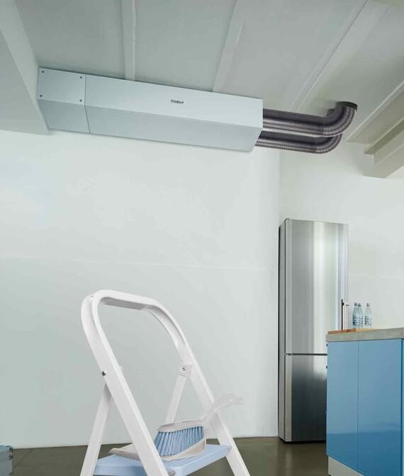 Wohnungslüftung recoVAIR Deckengerät