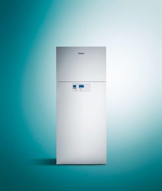Luft/Wasser Wärmepumpe versoTHERM plus