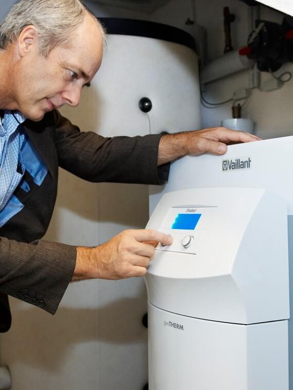 Umweltfreundliche Wärmegewinnung mit Erdwärmepumpe