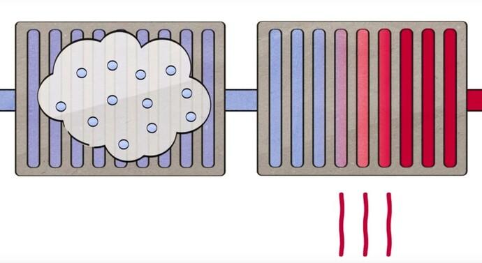 Funktionsweise einer Brennwertheizung
